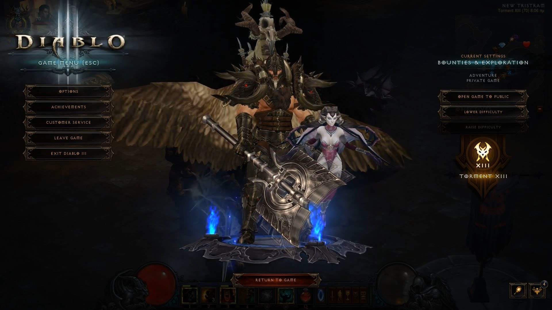 how to get wings in diablo 3 xbox one